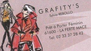 logo grafity's