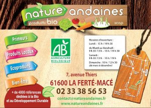 nature andaines